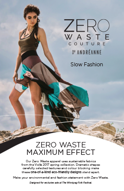 Zero Waste Couture 11 x 17 Posters